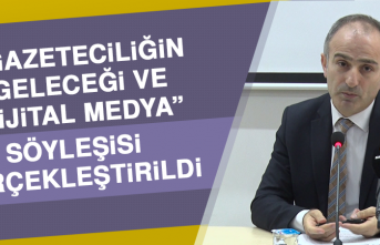 """""""Gazeteciliğin Geleceği ve Dijital Medya"""""""