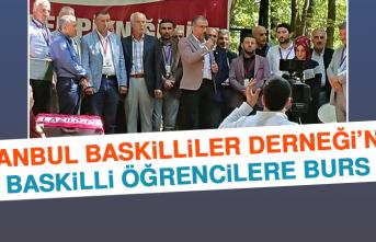 İstanbul Baskilliler Derneği'nde Baskilli Öğrencilere Burs