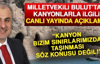 Kanyon Tartışmasıyla İlgili Milletvekili Metin Bulut'tan Açıklama Geldi