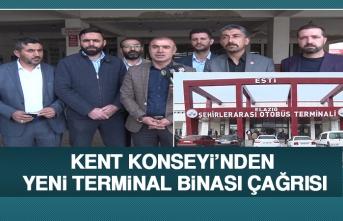 Kent Konseyi'nden Yeni Terminal Binası Çağrısı