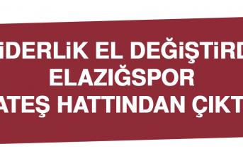 Liderlik El Değiştirdi, Elazığspor Ateş Hattından Çıktı