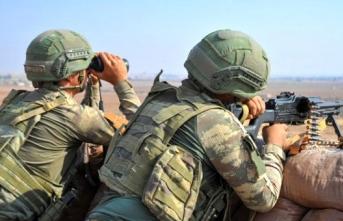 MSB: PKK/YPG'Lİ Teröristlerin Saldırılarına Gerekli Karşılık Verilmektedir
