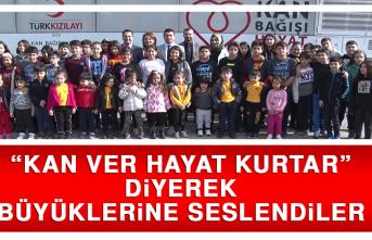 Simya Okulları'ndan Kan Bağışı