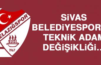 Sivas Belediyespor'da Teknik Adam Değişikliği…