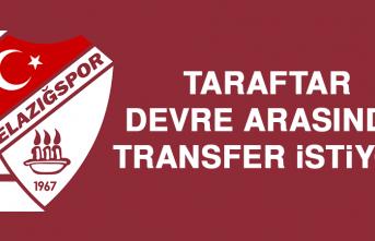 Taraftar, Devre Arasında Transfer İstiyor