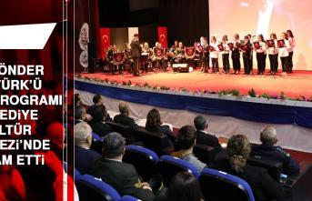 Ulu Önder Atatürk'ü Anma Programı