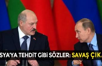 Belarus'tan Rusya'ya Tehdit Gibi Sözler: İki Ülkeyi Birleşmeye Zorlamayın, Savaş Çıkar