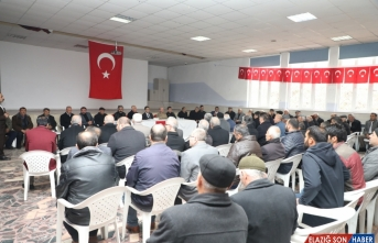 Bitlis Valisi Çağatay'dan şehit ailesine taziye ziyareti