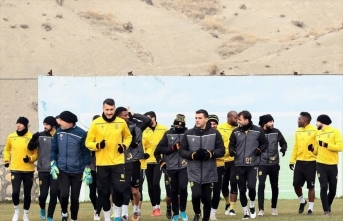 BtcTurk Yeni Malatyaspor, Gaziantep FK maçının hazırlıklarına başladı