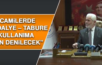"""""""Camilerde Sandalye – Tabure Kullanıma Son Denilecek"""""""