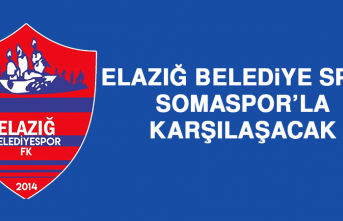 Elazığ Belediye Spor Somaspor'la Karşılaşacak