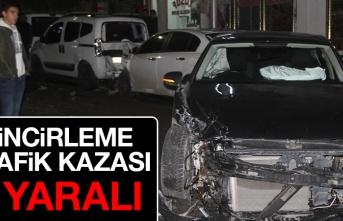 Elazığ'da Zincirleme Kaza! 4 Yaralı