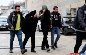 Elazığ'daki uyuşturucu operasyonunda yakalanan 7 kişiden 6'sı tutuklandı