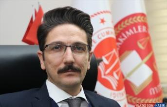 Erzincan Adalet Komisyonu Başkanı Odabaş, AA'nın