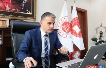 Erzincan Cumhuriyet Başsavcısı Çiçek, AA'nın