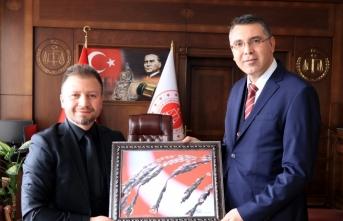 Erzurum Cumhuriyet Başsavcısı Bölükbaşı, AA'nın