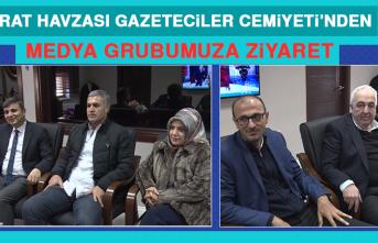 FHGC'den Medya Grubumuza Ziyaret