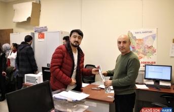 Gönül Elçileri Beşiktaş'taki terör saldırısında şehit olanları andı