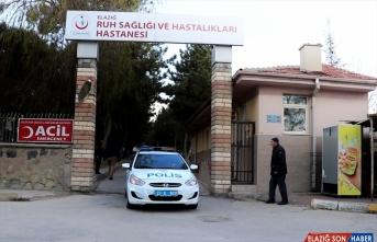 GÜNCELLEME - Ceren Özdemir cinayeti sanığı akıl sağlığı tespiti için Elazığ'a sevk edildi