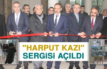 """""""HARPUT KAZI"""" SERGİSİ AÇILDI"""