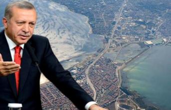 Erdoğan: Kanal İstanbul'u gerekirse milli bütçeyle de yaparız