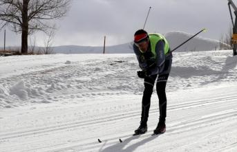 Kayaklı Koşu Uluslararası FIS Yarışları sona erdi