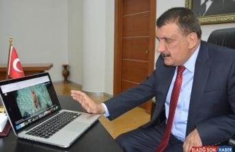 Malatya Büyükşehir Belediye Başkanı Gürkan, AA'nın