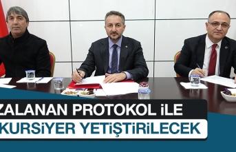 MEGİP Projesi İmzalandı