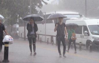 Meteoroloji Birçok İli Uyardı