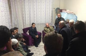 Pençe-3 Harekatı'nda şehit olan askerin Bitlis'teki ailesine şehadet haberi verildi
