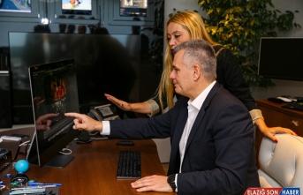 Turkcell Genel Müdürü Erkan,