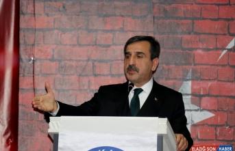 Türkiye Kamu-Sen Genel Başkanı Önder Kahveci Van'da: