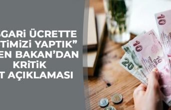 """""""Asgari Ücrette Jestimizi Yaptık"""" Diyen Bakan'dan Kritik EYT Açıklaması"""