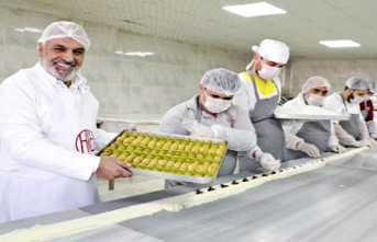 Cumhurbaşkanı Erdoğan'ın çağrısına uyunca 3 fabrika sahibi oldu