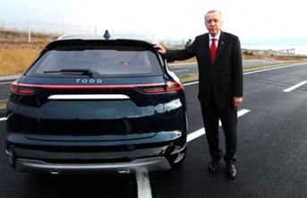Cumhurbaşkanı Erdoğan, yerli otomobil eleştirilerine kendi videosuyla cevap verdi