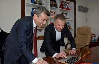 Erzurum Sağlık Müdürü Bedir, AA'nın