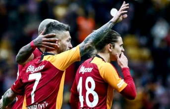 Galatasaray, Çaykur Rizespor'u kupada saf dışı bıraktı