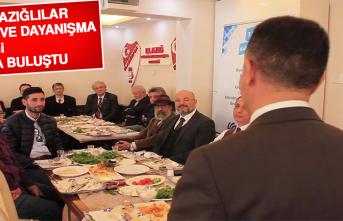 İzmir Elazığlılar Kültür Ve Dayanışma Derneği Basınla Buluştu