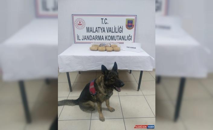Malatya'da uyuşturucu operasyonunda 3 şüpheli yakalandı