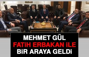 Mehmet Gül, Fatih Erbakan İle Bir Araya Geldi