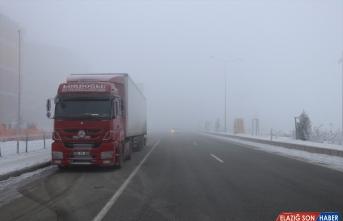 Soğuk hava Doğu Anadolu'da etkisini artırıyor