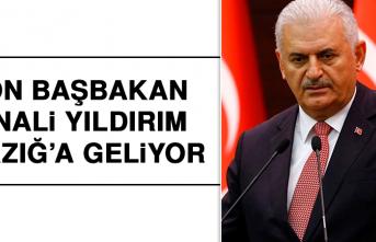 Son Başbakan Binali Yıldırım Elazığ'a Geliyor