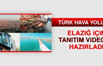 THY Elazığ'ın Tanıtım Videosunu Hazırladı