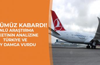 Ünlü Araştırma Şirketinin Analizine Türkiye ve THY Damga Vurdu