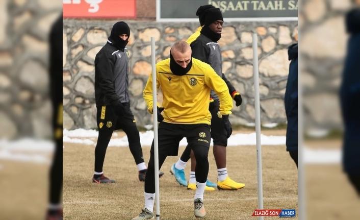 BtcTurk Yeni Malatyaspor, Galatasaray maçının hazırlıklarını sürdürdü