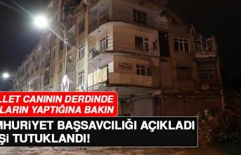 Cumhuriyet Başsavcılığı 5 Kişinin Tutuklandığını Açıkladı