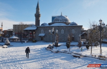 Doğu Anadolu'da dondurucu soğuk etkili oluyor