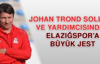 Johan Trond Sollied ve Yardımcısından Elazığspor'a Büyük Jest
