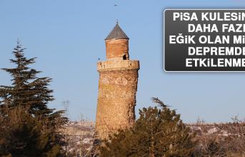 Pisa Kulesi Depremden Etkilenmedi