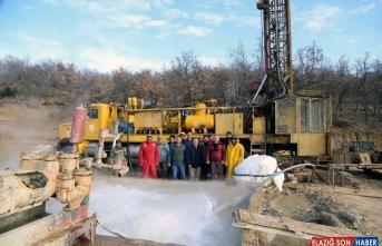 Tunceli'de 42 derece sıcaklığında termal kaynak bulundu